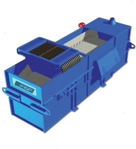 Apron extractor weigh feeder