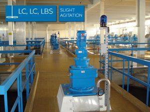Flocuation step un waste water treatment plant