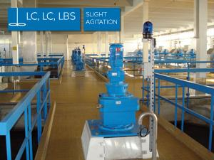 Flocuation step un waste water treatment plant