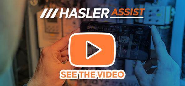 voir la video Hasler Assist