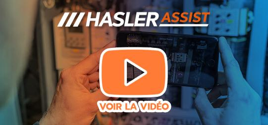 voir la video HASLER Assist
